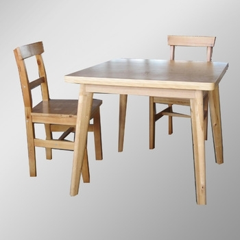 Solid Birch Dinner Table/wood Dining Table/birch Table – Buy Exotic With Regard To Birch Dining Tables (Image 21 of 25)