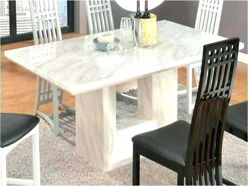 Solid Marble Dining Table Dining Room Table Top Ideas Solid Marble Pertaining To Solid Marble Dining Tables (View 2 of 25)