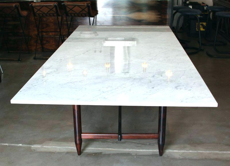Solid Marble Dining Table Solid Top Dining Table Exquisite Design For Solid Marble Dining Tables (View 16 of 25)
