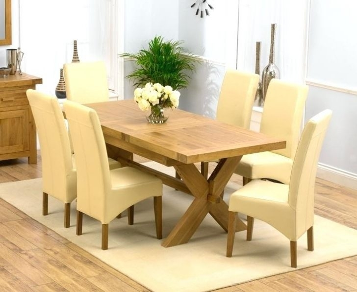 Solid Oak Dining Table Set Wood Sets B4800 555X416 Room And Chairs 4 In Oak Dining Tables Sets (Image 23 of 25)