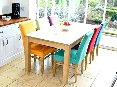 Solid Wood Extending Dining Tablevitamin Design Oak And 6 Regarding Oak Extending Dining Sets (View 5 of 25)