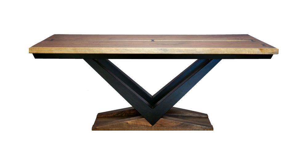 Collection of artisanal dining tables ideas