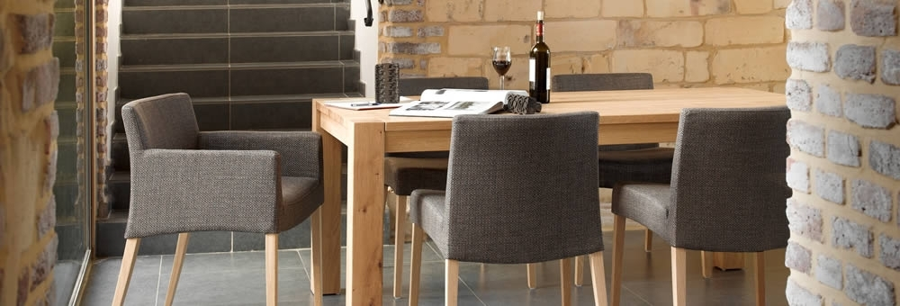 Solidoak Dining Tables : Made To Measure Solid Oak Dining Tables Uk For Dining Tables London (Image 24 of 25)