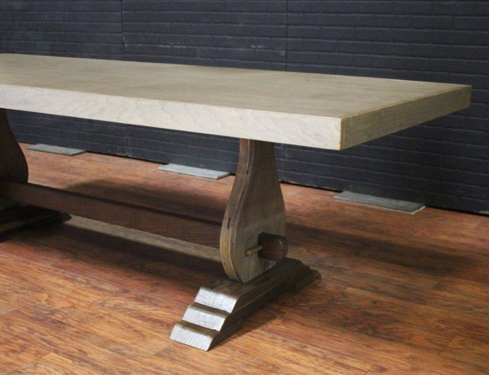 Sonoma Birch Dining Table | Town & Country Event Rentals Within Birch Dining Tables (View 9 of 25)