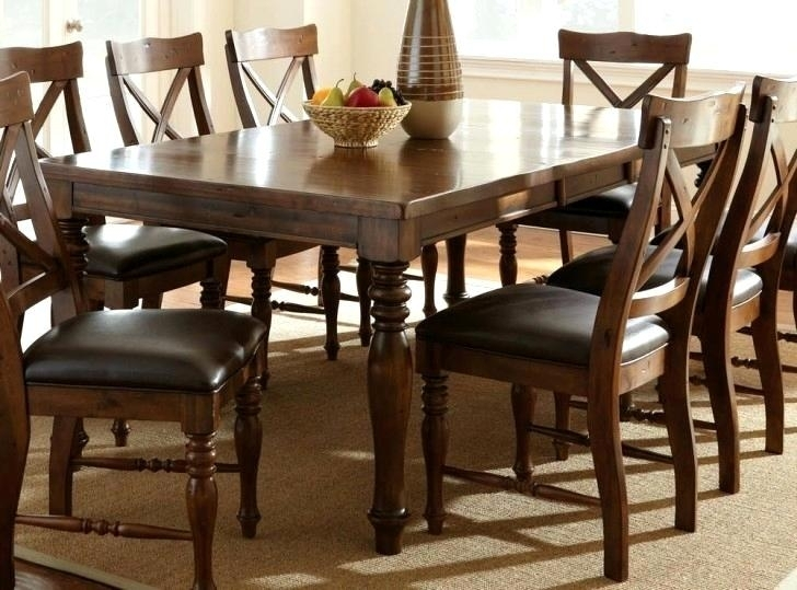 Special Concept 9 Pc Dining Room Set – Bestlighting (Image 23 of 25)