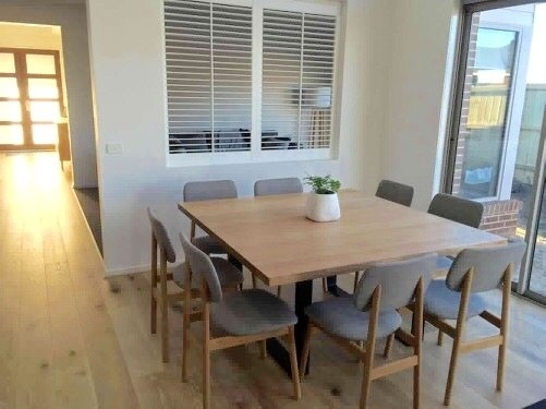 Square Dining Table Australia – Lumber Furniture With Regard To Square Dining Tables (Image 14 of 25)