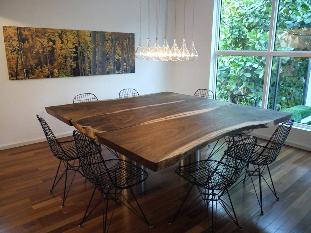 Square Dining Table With Leaf Extension – Rayhaywood In Square Extendable Dining Tables (Image 15 of 25)