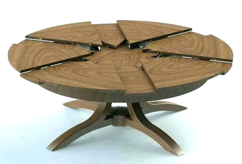 Square Extendable Dining Table – Lakshitha (Image 20 of 25)