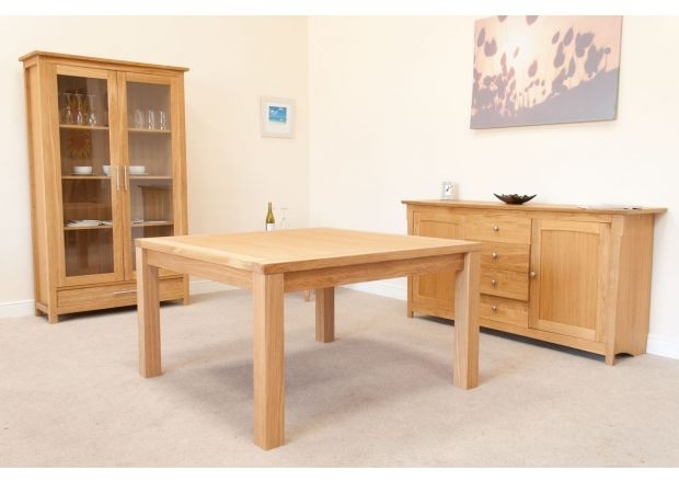 Square Oak Dining Tables | Top Furniture Regarding Square Oak Dining Tables (Image 24 of 25)