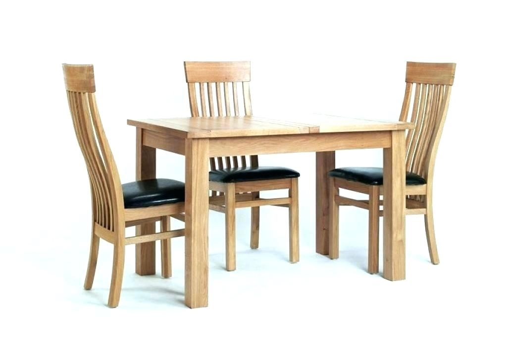 Square Oak Extending Dining Table And Chairs Top Tapered Wood Legs For Small Square Extending Dining Tables (Image 24 of 25)