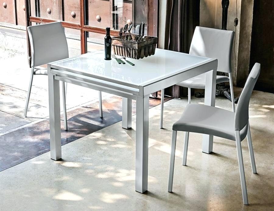 Square To Rectangular Extending Dining Table – Bienmaigrir For Square Extending Dining Tables (Image 22 of 25)