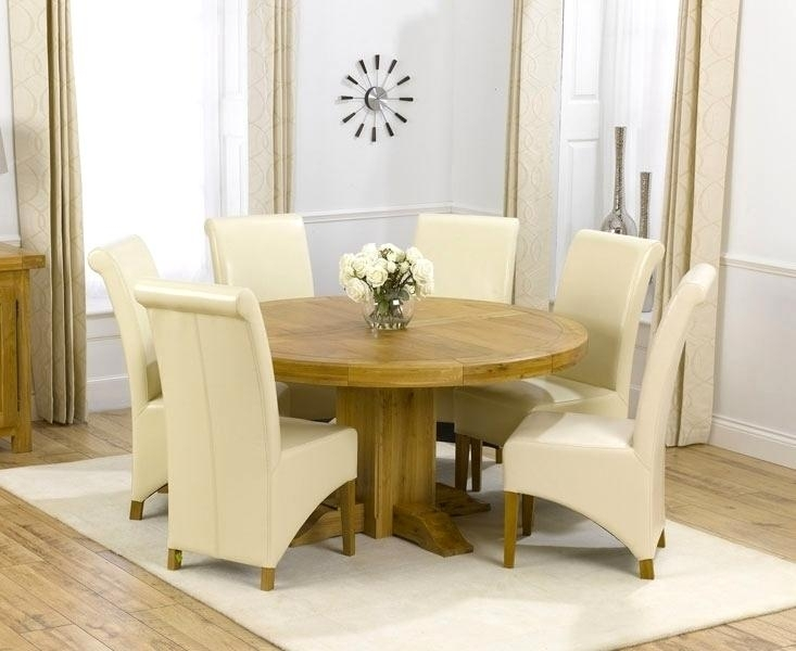 Staggering Cream Dining Tables Chairs Luxurius Home Cream Dining Intended For Cream Dining Tables And Chairs (Image 25 of 25)