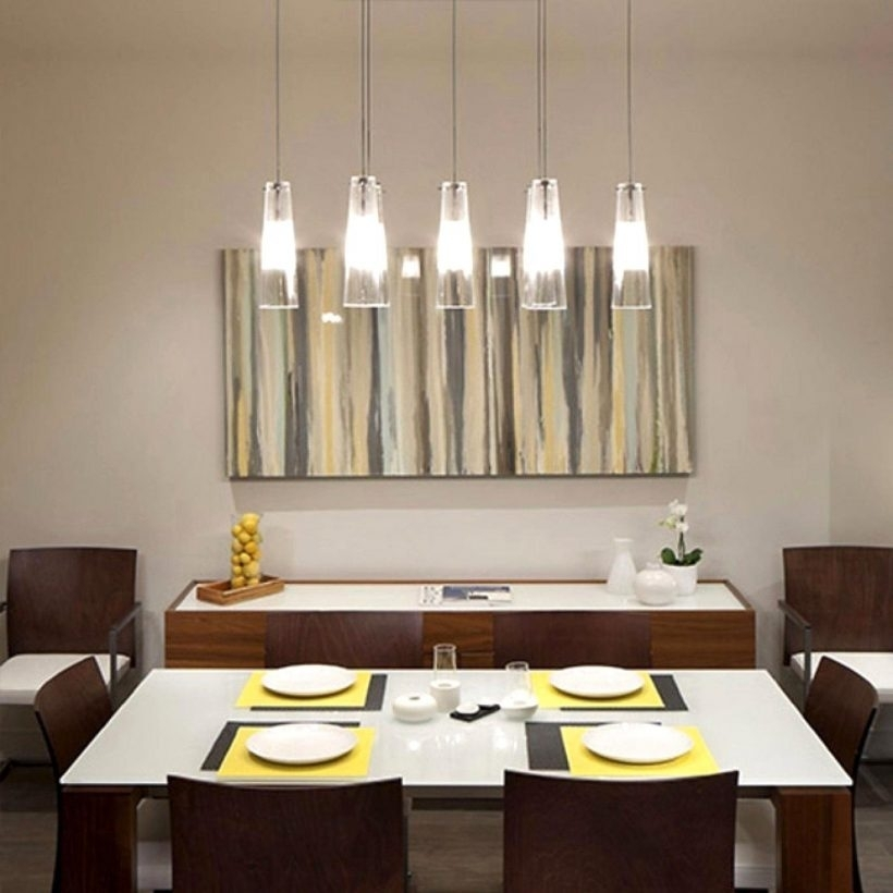 Staggering Pendant Lights Dining Room Hanging Om Pull Down Lights Pertaining To Dining Tables Ceiling Lights (Image 23 of 25)