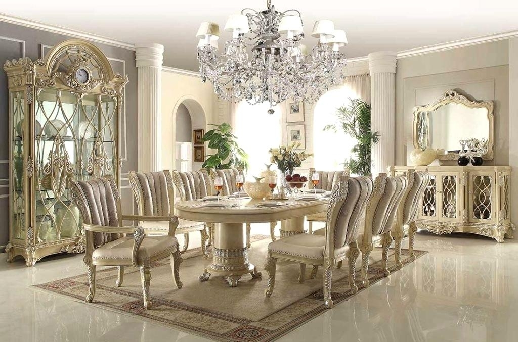 Staggering White Dining Table Hd Itional Luxury Dining Table In Throughout Perth Dining Tables (Image 21 of 25)