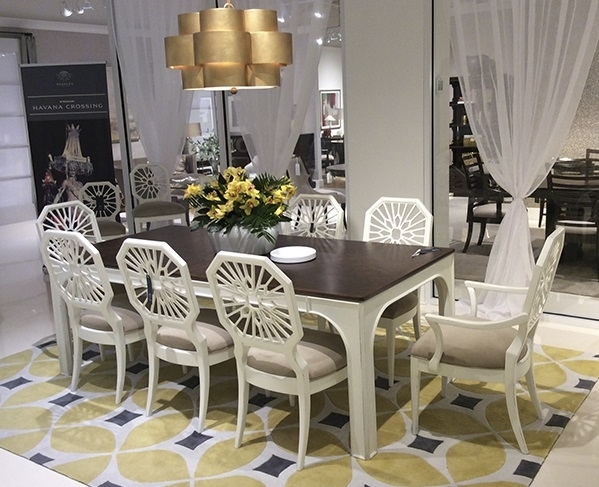 Stanley Furniture Havana Crossing Dining Room Collectiondining Within Havana Dining Tables (Image 25 of 25)