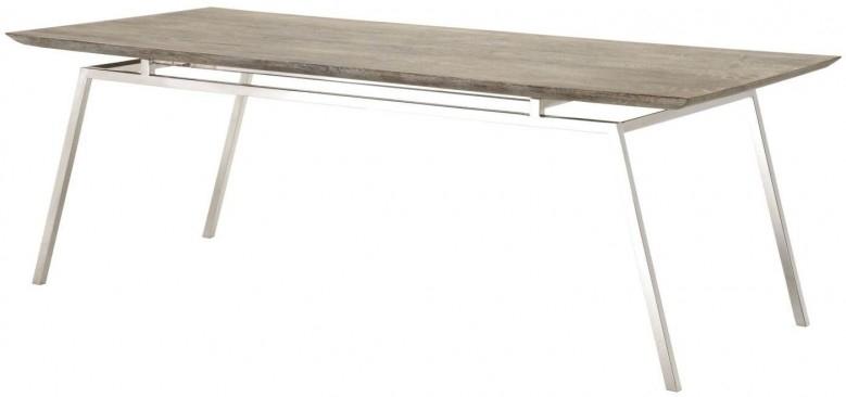 Star International Benson Brown Rectangular Dining Table – Vintage Intended For Benson Rectangle Dining Tables (Image 21 of 25)