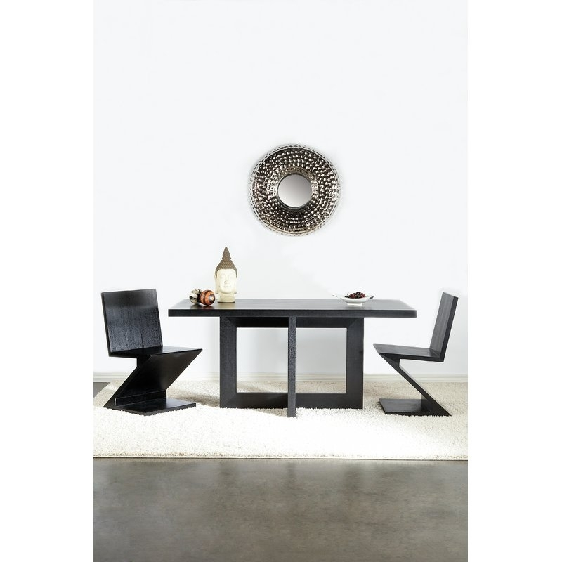 Statementsj Rocco Dining Table | Wayfair Inside Rocco Extension Dining Tables (Image 23 of 25)
