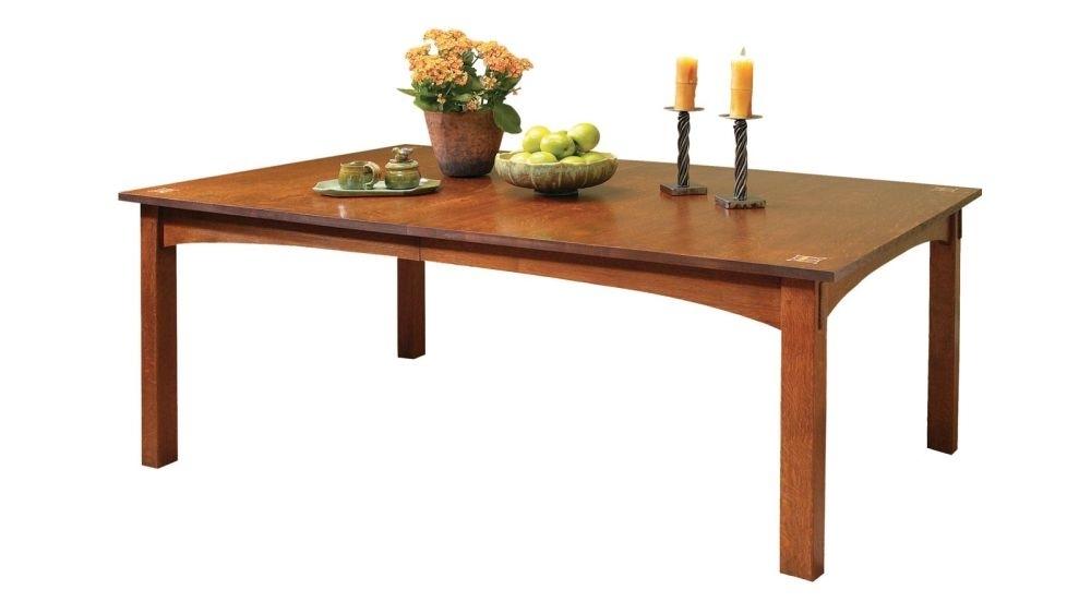 Stickley Harvey Ellis Dining Table Regarding Harvey Dining Tables (Image 25 of 25)