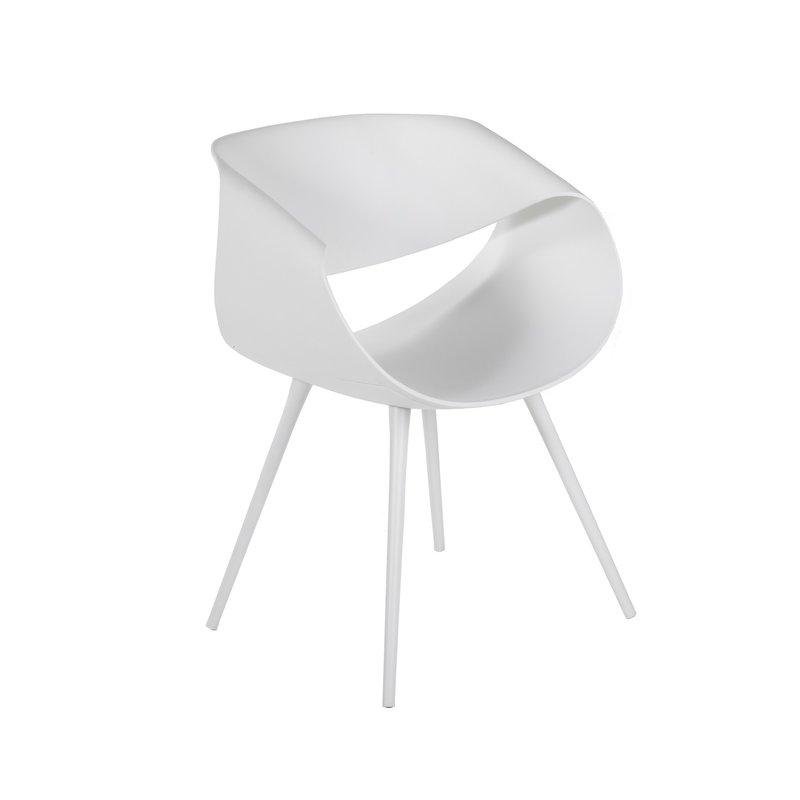 Stilnovo Caden Lounge Chair | Wayfair Throughout Caden 5 Piece Round Dining Sets (View 25 of 25)
