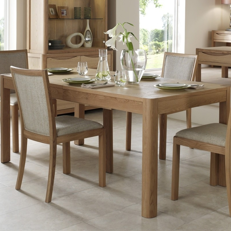Stockholm 120Cm Medium Extending Dining Table – Winsor Furniture With Extending Dining Room Tables And Chairs (Image 24 of 25)