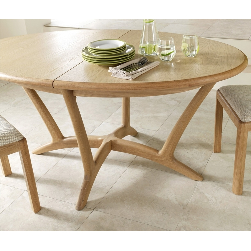 Stockholm Oval Extending Dining Table – Winsor Furniture Wn218 – The Regarding Oval Extending Dining Tables And Chairs (Image 23 of 25)