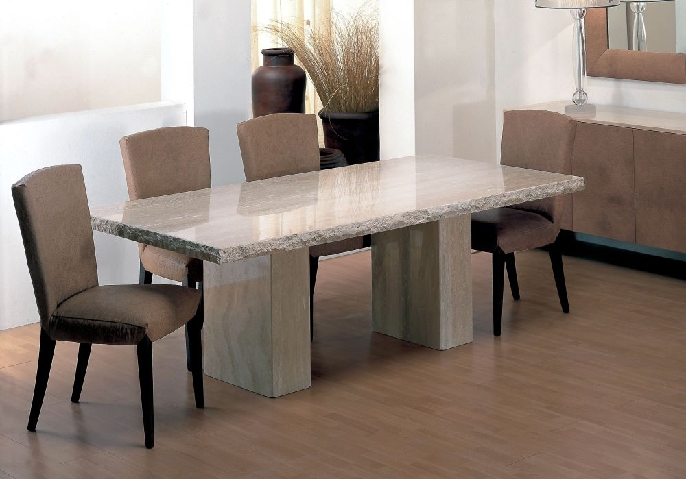 Stone Dining Room Tables – Www (View 8 of 25)