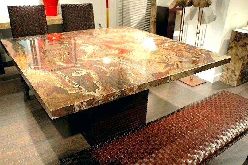 Stone Dining Tables – Tinvietkieu Regarding Stone Dining Tables (Image 18 of 25)