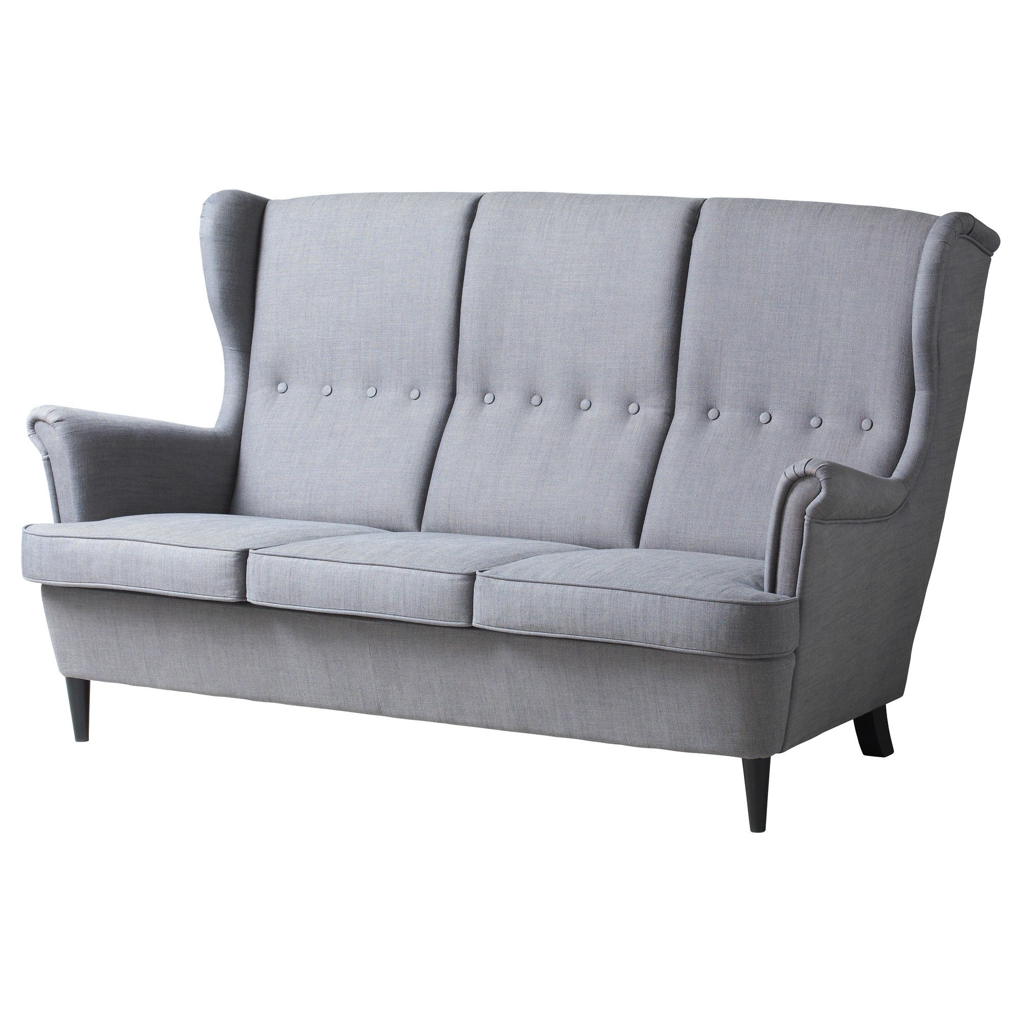 Strandmon Sofa – Ikea | Livingroom | Pinterest | Sofa, Ikea And Ikea For Taron 3 Piece Power Reclining Sectionals With Right Facing Console Loveseat (Image 20 of 20)
