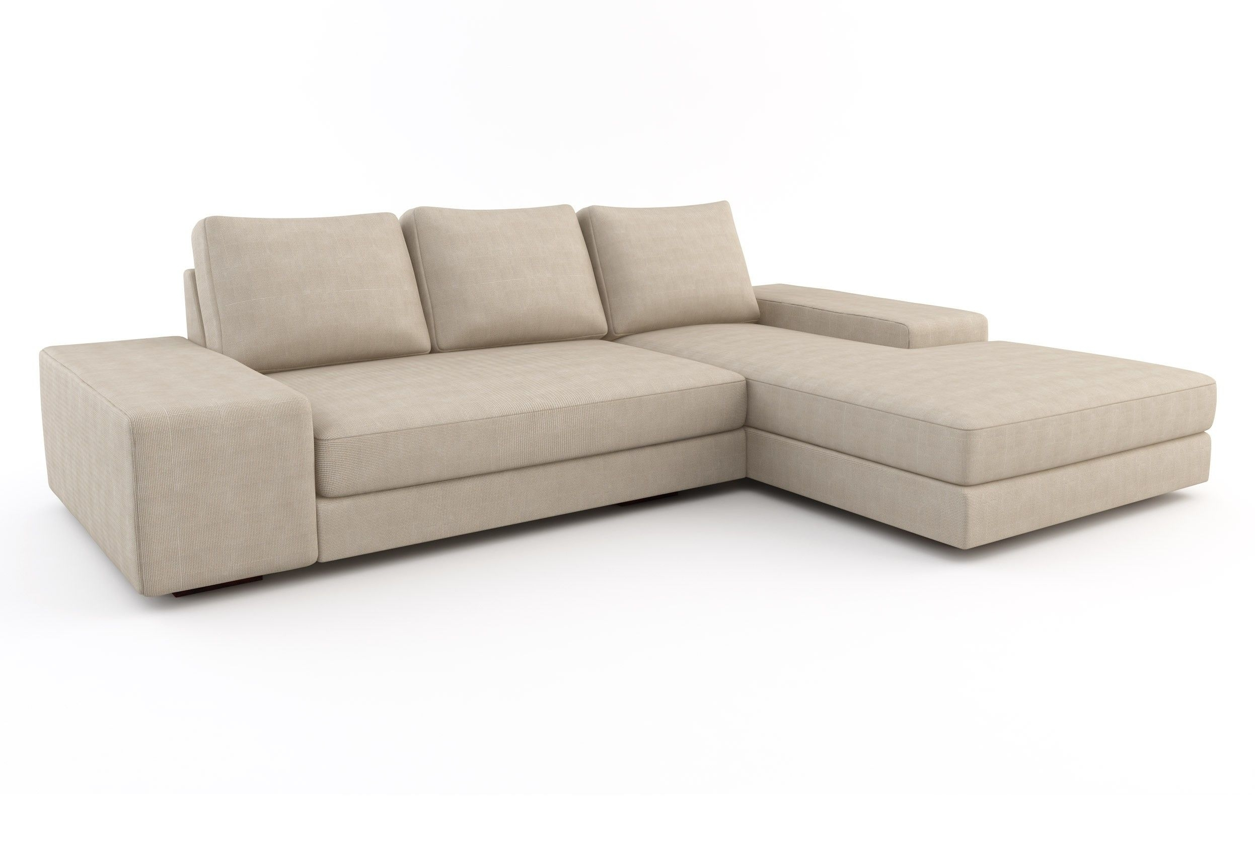Strata Chaise Sectional | Pinterest | Modern, Modern Living And Regarding London Optical Reversible Sofa Chaise Sectionals (View 9 of 25)