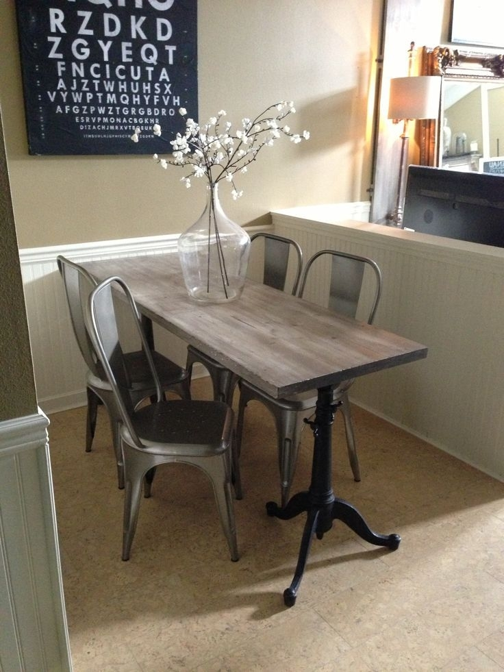 Stylish Narrow Dining Room Table Narrow Dining Table Is Right For Regarding Narrow Dining Tables (Image 23 of 25)