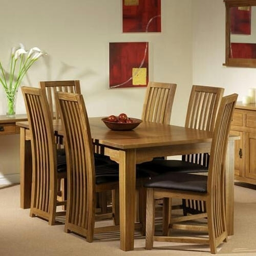 Stylish Wooden Dining Table Set At Rs 38000 /set | Dining Table Set Pertaining To Wooden Dining Sets (View 2 of 25)