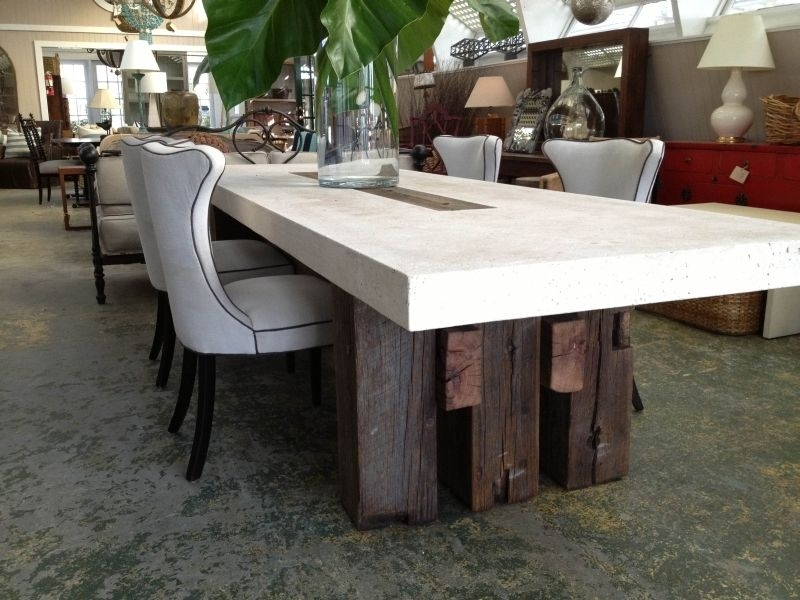 Featured Photo of Stone Dining Tables