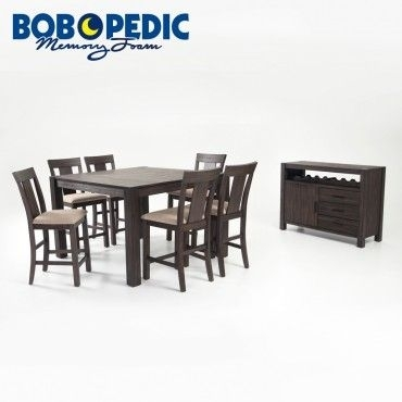"""Summit 54"""" X 54"""" 8 Piece Counter Set 