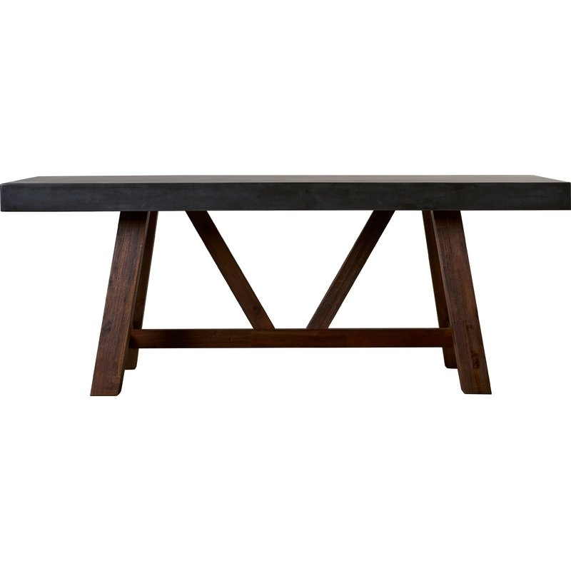 Sunpan Modern Cooper Dining Table & Reviews | Wayfair Inside Cooper Dining Tables (Image 24 of 25)
