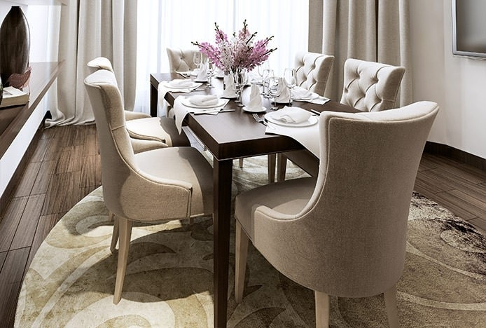 Supportive Dining Chairs | Atlantic Shopping Within Dining Room Chairs (Image 21 of 25)
