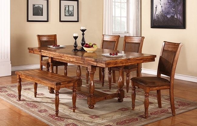 Sweet's Wood Furniture Winners Only Grand Estate Dining Inside Acacia Dining Tables (View 4 of 25)