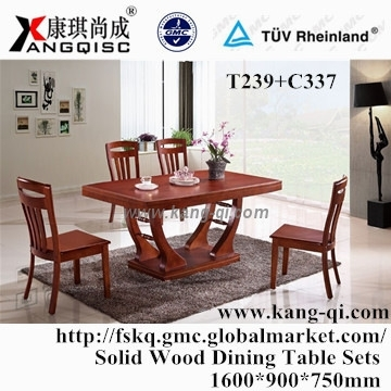 T239, China Brazil Top Selling High Quality Solid Wood Dining Tables With Regard To Outdoor Brasilia Teak High Dining Tables (View 24 of 25)