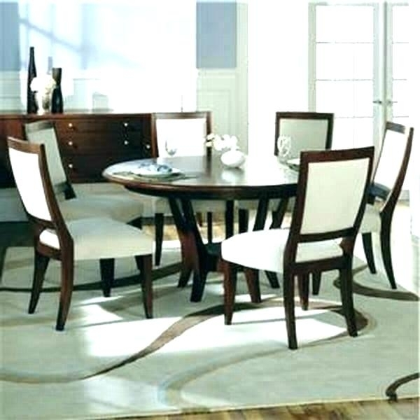 Table And 6 Chair Set Full Size Of Decoration Dining Table With Four For 6 Person Round Dining Tables (Image 23 of 25)