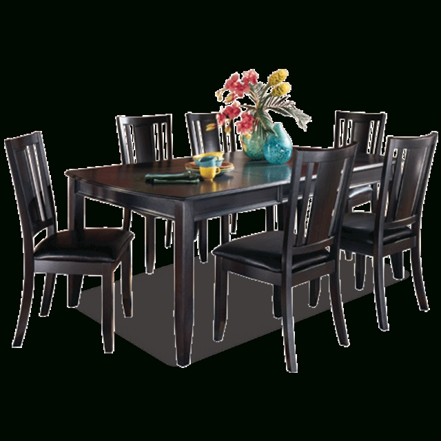 Table And Chair Sets Junction Discount Furniture | Grand Junction With Regard To Jaxon 7 Piece Rectangle Dining Sets With Wood Chairs (Image 22 of 25)
