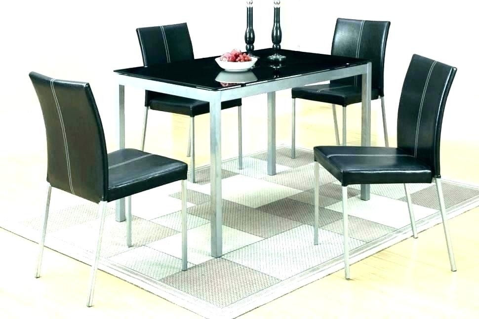 Table With 2 Chairs 2 Dining Table And Chairs Stunning Modern Round Pertaining To Dining Tables And 2 Chairs (View 16 of 25)