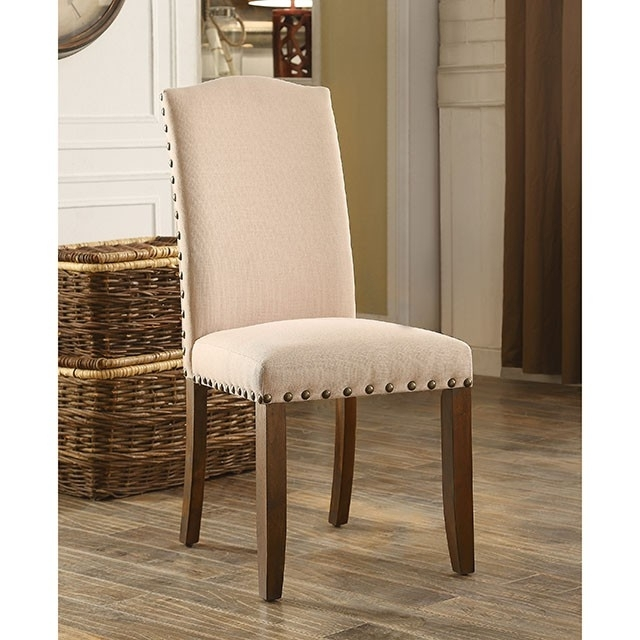 Tables, Chairs, & Servers – Hello Furniture Intended For Jaxon 7 Piece Rectangle Dining Sets With Upholstered Chairs (Image 24 of 25)