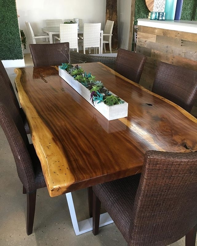 Tables — Oasis Inside Tree Dining Tables (Image 19 of 25)