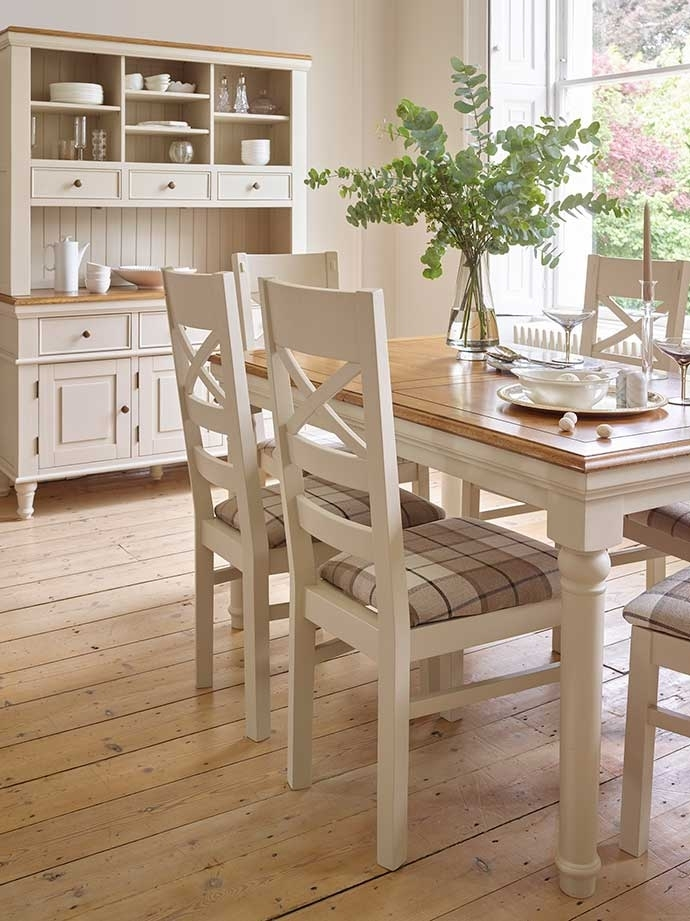 Take Your Seat: Dining Room Benches Or Seats?kimberly Duran Throughout Oak Furniture Dining Sets (Image 22 of 25)