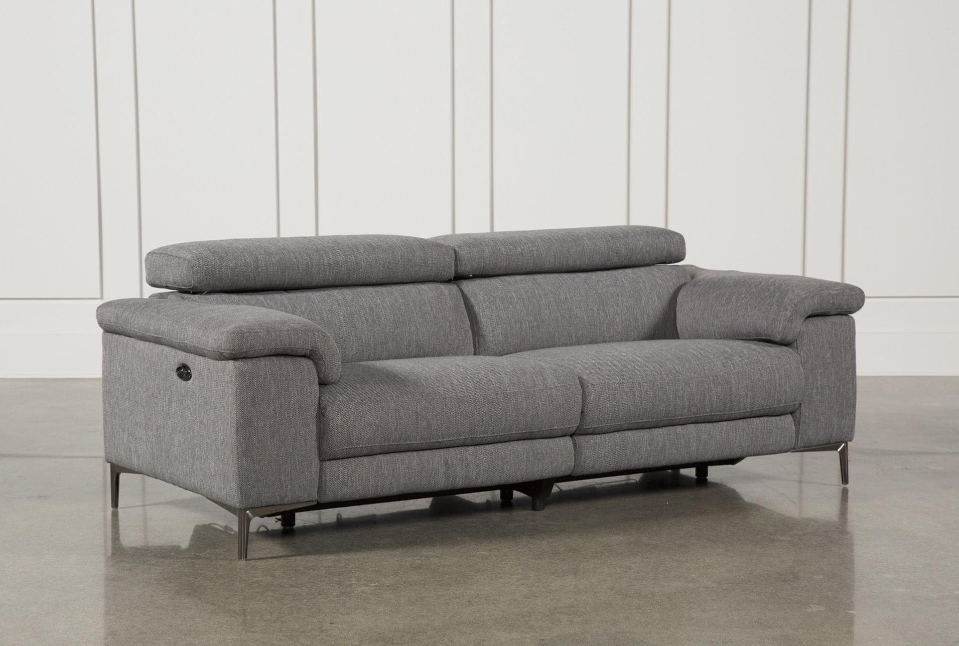 Talin Power Reclining Sofa W/usb   . Sylmar  (Image 24 of 25)
