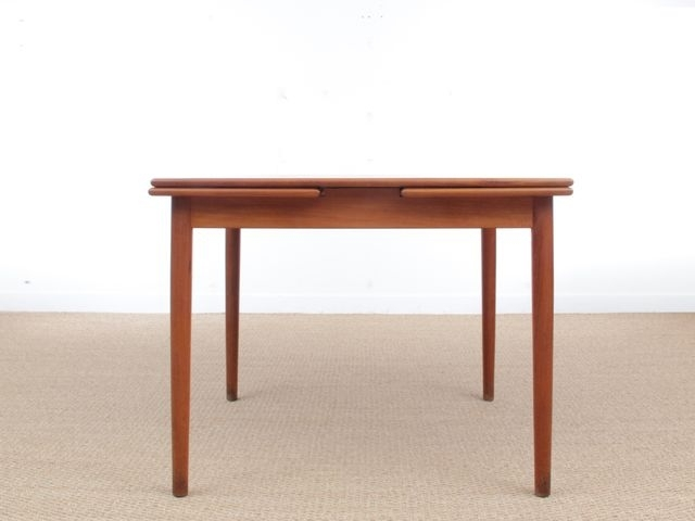 Teak Dining Table, 1960S For Sale At Pamono For Lassen 7 Piece Extension Rectangle Dining Sets (View 24 of 25)