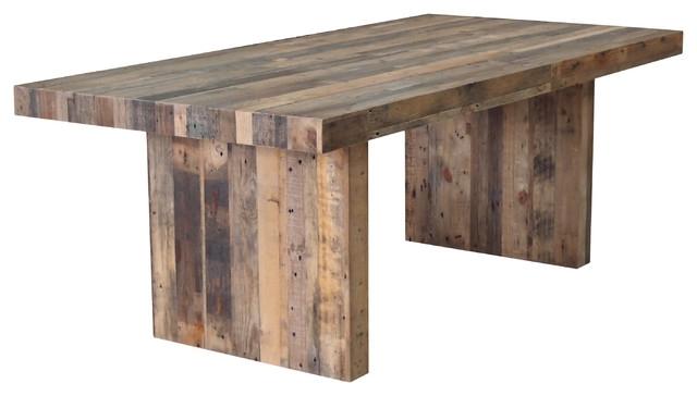 Terra Nova Dining Table Rustic Pine – Rustic – Dining Tables Cdi Pertaining To Rustic Dining Tables (View 18 of 25)