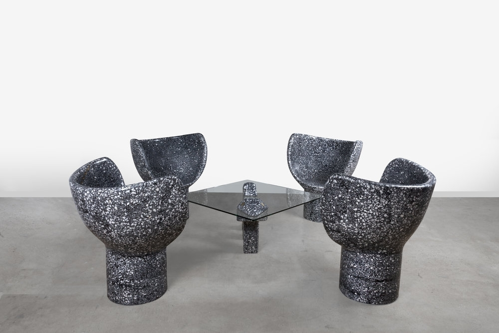 Terrazzo — Carly Jo Morgan Pertaining To Carly Triangle Tables (Image 19 of 25)