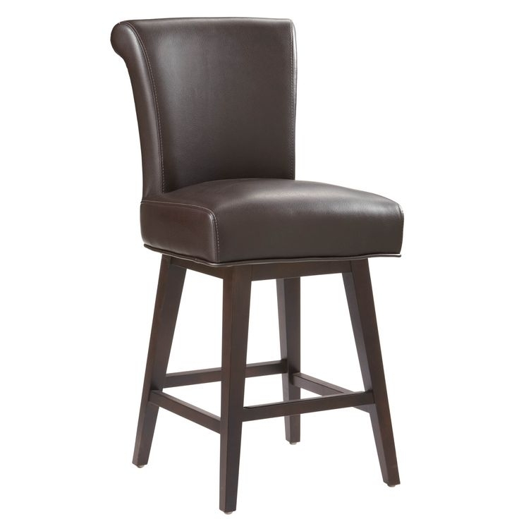 The 21 Best Bar Stools Images On Pinterest | Counter Stools, Swivel Within Jaxon Grey 5 Piece Extension Counter Sets With Fabric Stools (Image 21 of 25)