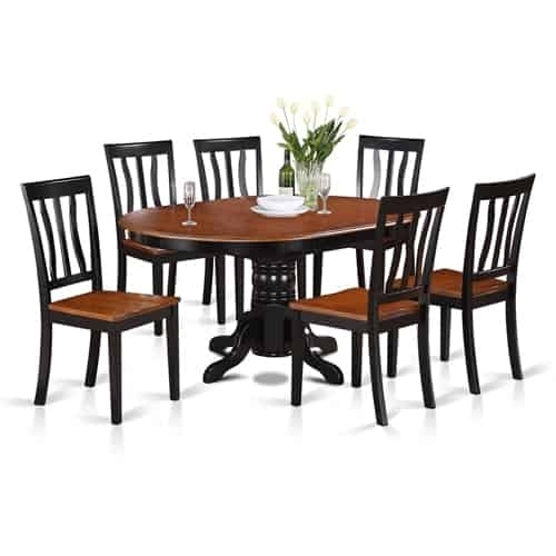 The 25 Best Dining Room Tables Of 2018 – Family Living Today Regarding Laurent 7 Piece Rectangle Dining Sets With Wood And Host Chairs (Image 22 of 25)