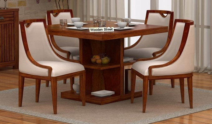 The Advantages You Get From A Four Seater Dining Table Arrangement Inside Small 4 Seater Dining Tables (View 5 of 25)